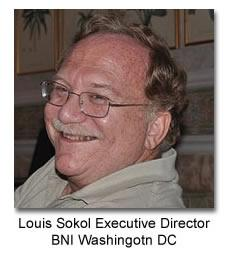 Louis Sokol, Executive Director Washington DC
