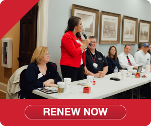 BNI Washington DC Region online renewal